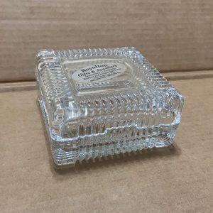 ROYALTON GIFTS & JEWELLERY Glass Trinket Box